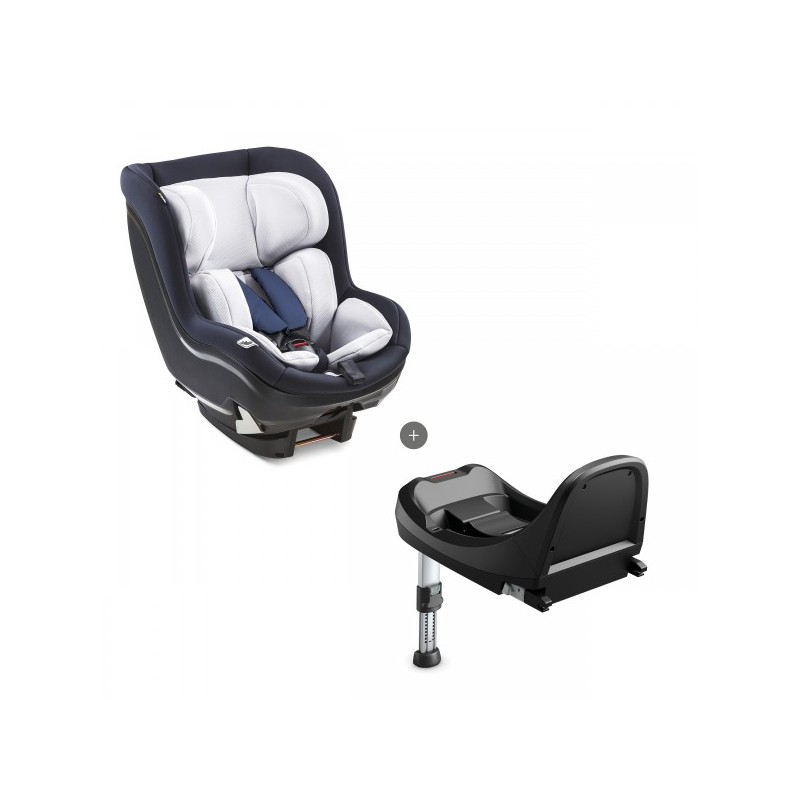 sedile auto base isofix ipro kids set hauck il biberon. Black Bedroom Furniture Sets. Home Design Ideas